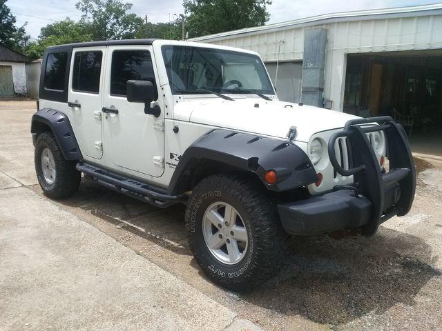 2007 Jeep Wrangler Unlimited X Houston, Mississippi 1