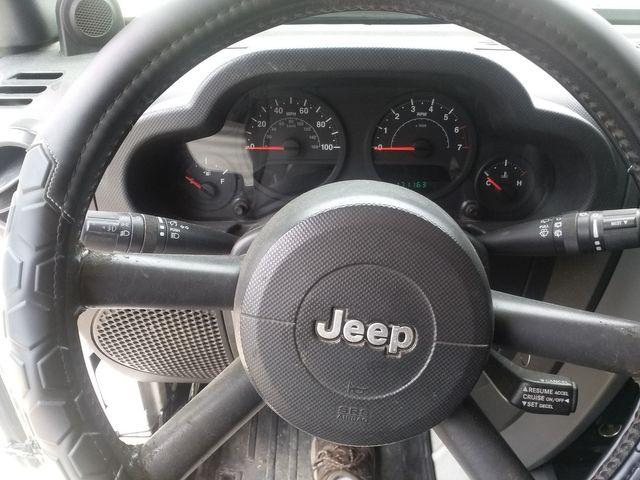 2007 Jeep Wrangler Unlimited X Houston, Mississippi 10