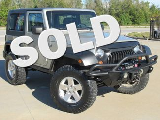 2007 Jeep Wrangler in Houston TX