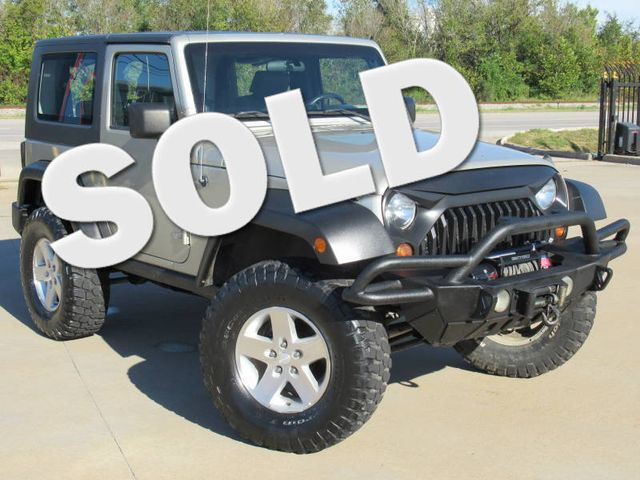 2007 Jeep Wrangler Rubicon | Houston, TX | American Auto Centers in Houston TX
