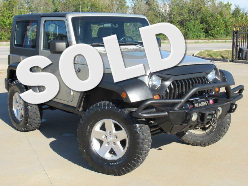 2007 Jeep Wrangler Rubicon   Houston, TX   American Auto Centers in Houston TX