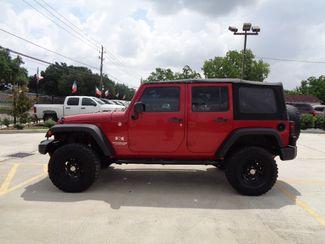 2007 Jeep Wrangler Unlimited X  city TX  Texas Star Motors  in Houston, TX
