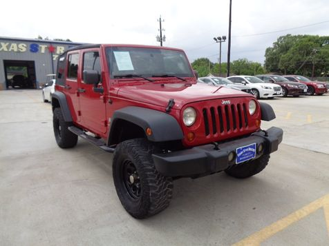 2007 Jeep Wrangler Unlimited X in Houston