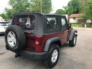 2007 Jeep Wrangler X Knoxville , Tennessee 33