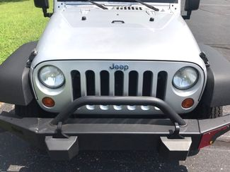 2007 Jeep-Carfax Clean!! 4dr !! Wrangler-LOCAL TRADE! BUY HERE PAY HERE! Unlimited X-CARMARTSOUTH.COM Knoxville, Tennessee 1
