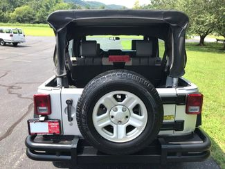 2007 Jeep-Carfax Clean!! 4dr !! Wrangler-LOCAL TRADE! BUY HERE PAY HERE! Unlimited X-CARMARTSOUTH.COM Knoxville, Tennessee 4