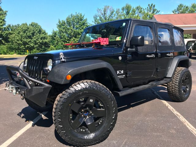 2007 Jeep Wrangler Unlimited X in Leesburg Virginia, 20175