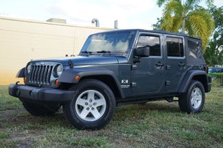 2007 Jeep Wrangler Unlimited X in Lighthouse Point FL