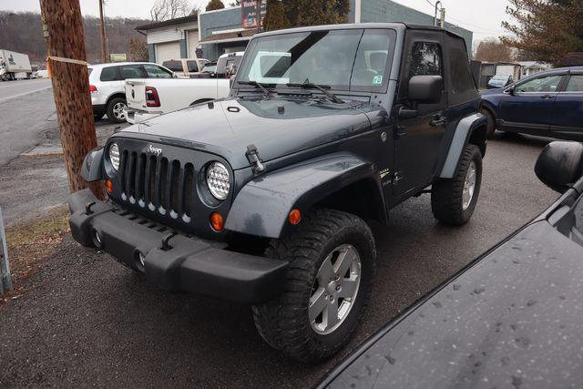 2007 Jeep Wrangler Sahara in Lock Haven, PA 17745