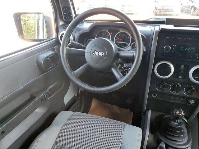 "2007 Jeep Wrangler Unlimited Sahara Hard Top RWD 3.8L V6 6M w/18"" in Louisville, TN 37777"