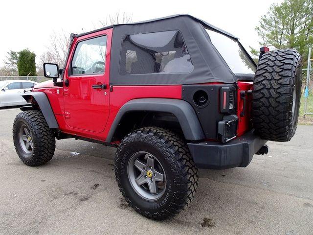 2007 Jeep Wrangler Rubicon Madison, NC 4