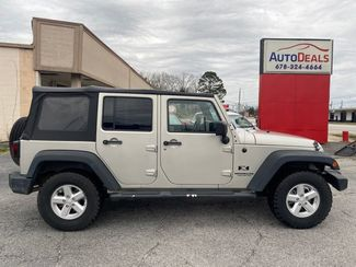 2007 Jeep Wrangler Unlimited X in Marietta, GA 30060