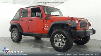 2007 Jeep Wrangler Unlimited X in McKinney, Texas 75070