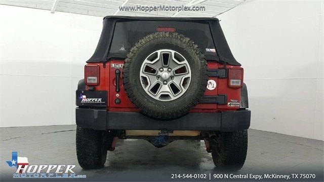 2007 Jeep Wrangler Unlimited X in McKinney, Texas 75070