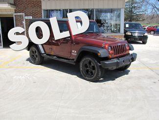 2007 Jeep Wrangler Unlimited X in Medina OH, 44256