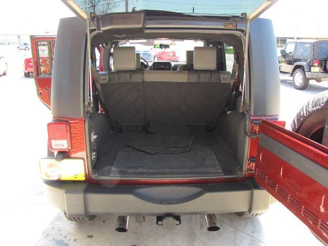 2007 Jeep Wrangler Unlimited X in Medina OHIO, 44256