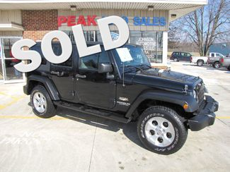 2007 Jeep Wrangler Unlimited Sahara in Medina, OHIO 44256