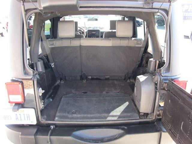 2007 Jeep Wrangler Unlimited Sahara in Medina, OHIO 44256