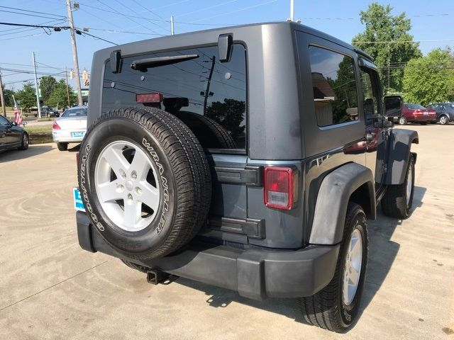 2007 Jeep Wrangler Rubicon in Medina, OHIO 44256