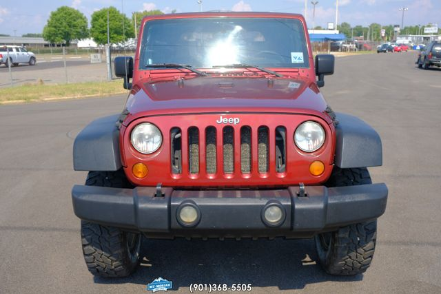 2007 Jeep Wrangler X in Memphis Tennessee, 38115