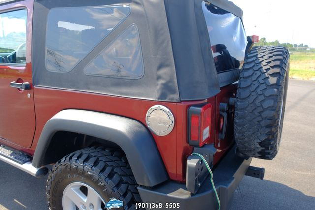 2007 Jeep Wrangler X in Memphis, Tennessee 38115