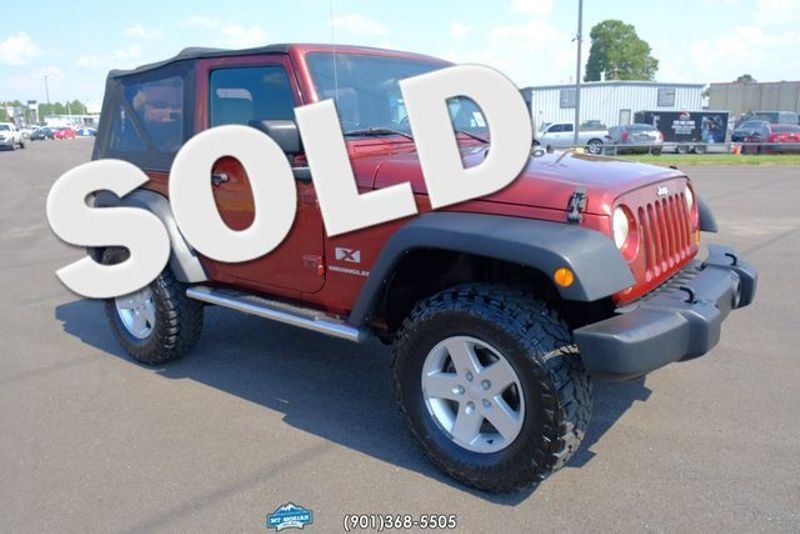 2007 Jeep Wrangler X | Memphis, TN | Mt Moriah Truck Center