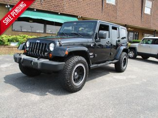 2007 Jeep Wrangler Unlimited Sahara in Memphis, TN 38115
