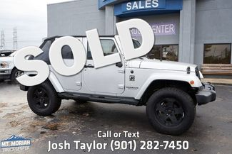 2007 Jeep Wrangler Unlimited Sahara | Memphis, TN | Mt Moriah Truck Center in Memphis TN