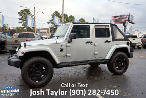 2007 Jeep Wrangler Unlimited Sahara | Memphis, TN | Mt Moriah Truck Center in Memphis, TN