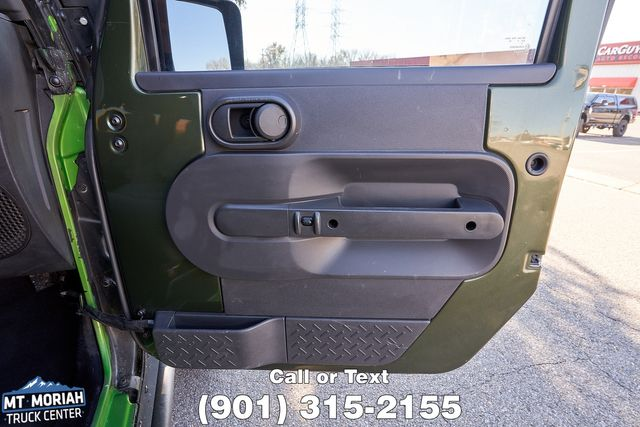 2007 Jeep Wrangler Unlimited Sahara in Memphis, Tennessee 38115