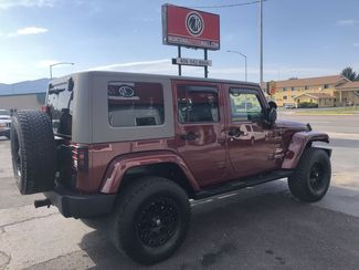 2007 Jeep Wrangler Unlimited Sahara  city Montana  Montana Motor Mall  in , Montana