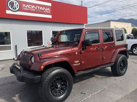 2007 Jeep Wrangler Unlimited Sahara in