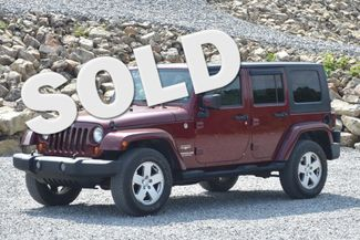 2007 Jeep Wrangler Unlimited Sahara Naugatuck, Connecticut