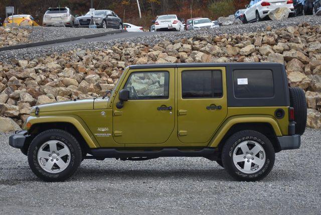 2007 Jeep Wrangler Unlimited Sahara Naugatuck, Connecticut 1