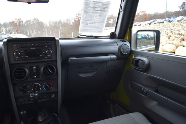 2007 Jeep Wrangler Unlimited Sahara Naugatuck, Connecticut 15