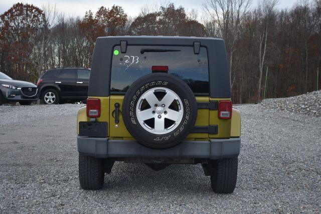 2007 Jeep Wrangler Unlimited Sahara Naugatuck, Connecticut 3