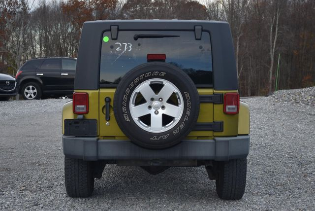 2007 Jeep Wrangler Unlimited Sahara Naugatuck, Connecticut 4