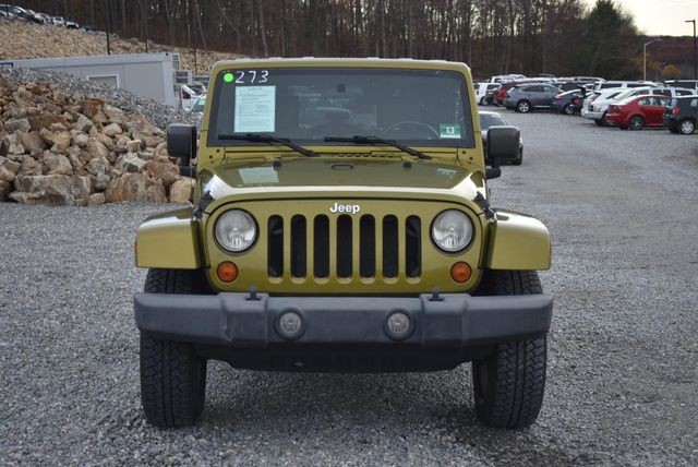 2007 Jeep Wrangler Unlimited Sahara Naugatuck, Connecticut 8