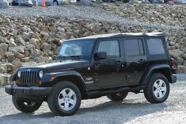 2007 Jeep Wrangler Unlimited Sahara Naugatuck, Connecticut 0