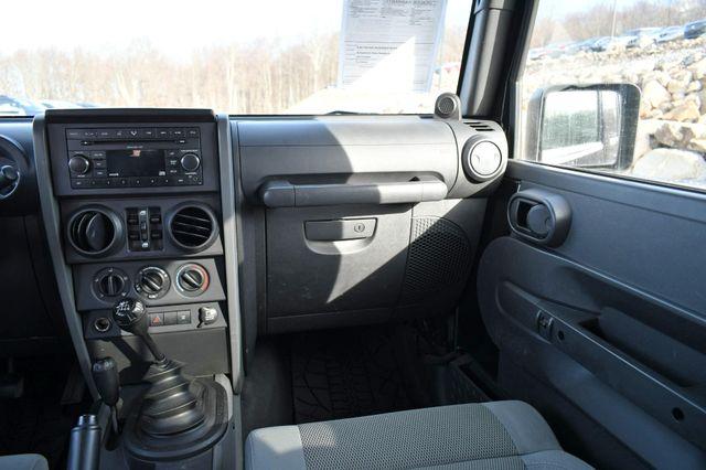 2007 Jeep Wrangler Unlimited Sahara Naugatuck, Connecticut 12