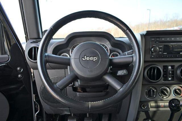 2007 Jeep Wrangler Unlimited Sahara Naugatuck, Connecticut 14