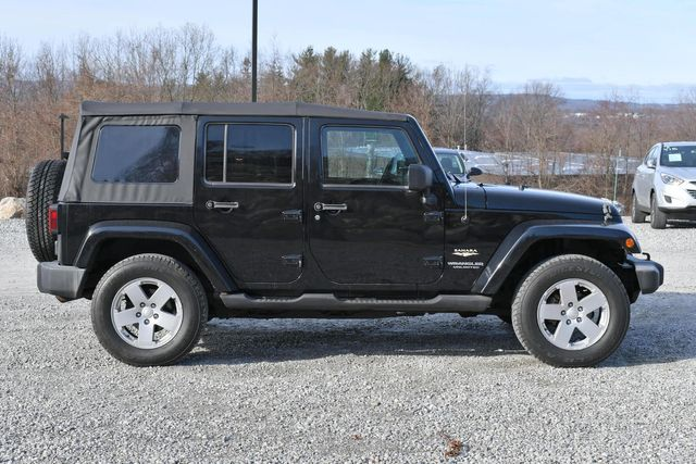 2007 Jeep Wrangler Unlimited Sahara Naugatuck, Connecticut 5