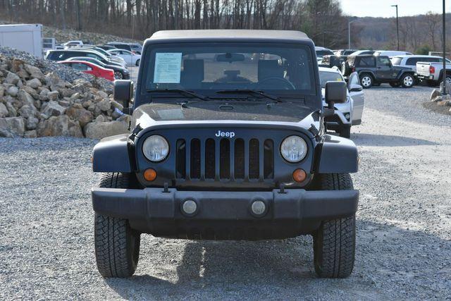 2007 Jeep Wrangler Unlimited Sahara Naugatuck, Connecticut 7