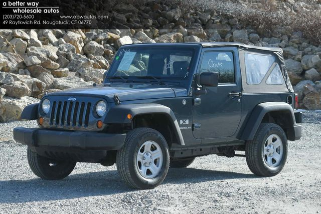 2007 Jeep Wrangler X Naugatuck, Connecticut