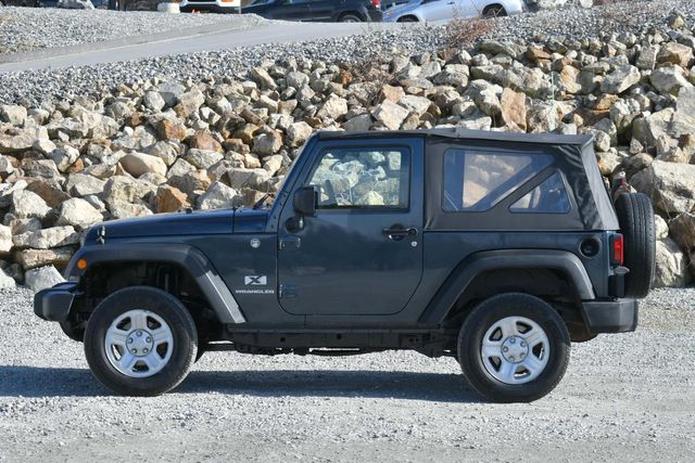 2007 Jeep Wrangler X Naugatuck, Connecticut 1