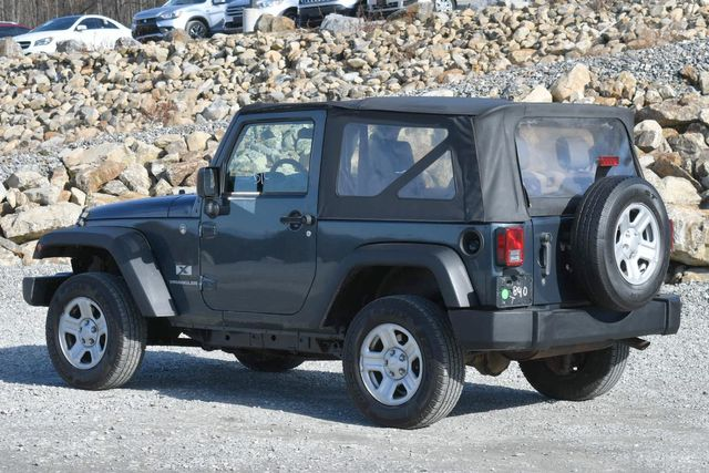 2007 Jeep Wrangler X Naugatuck, Connecticut 2