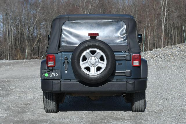 2007 Jeep Wrangler X Naugatuck, Connecticut 3