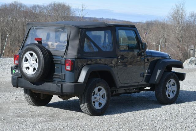 2007 Jeep Wrangler X Naugatuck, Connecticut 4