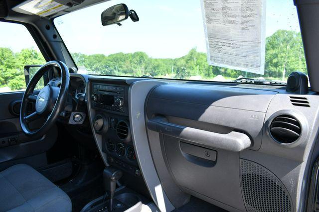 2007 Jeep Wrangler Rubicon Naugatuck, Connecticut 11
