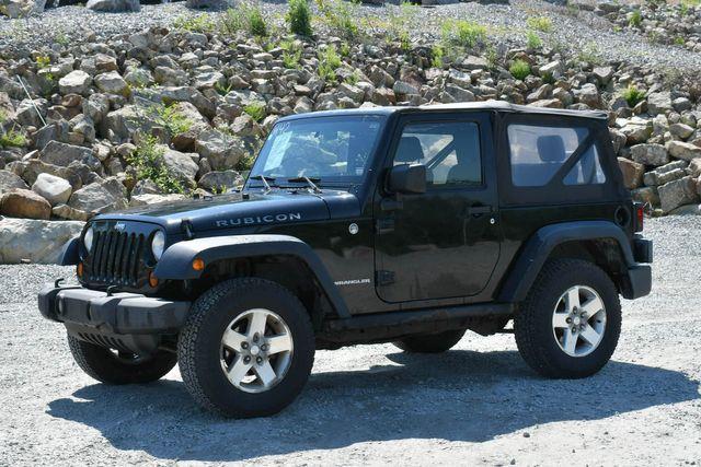 2007 Jeep Wrangler Rubicon Naugatuck, Connecticut 2
